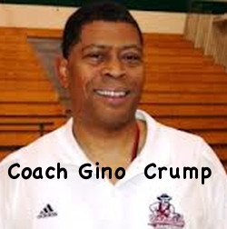 Coach Gino Crump, Head Coach 16u/17U Elite